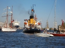Leben im Hafen Hamburg
